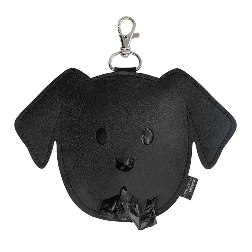 Gassi Bag - Gassibeutelspender schwarz