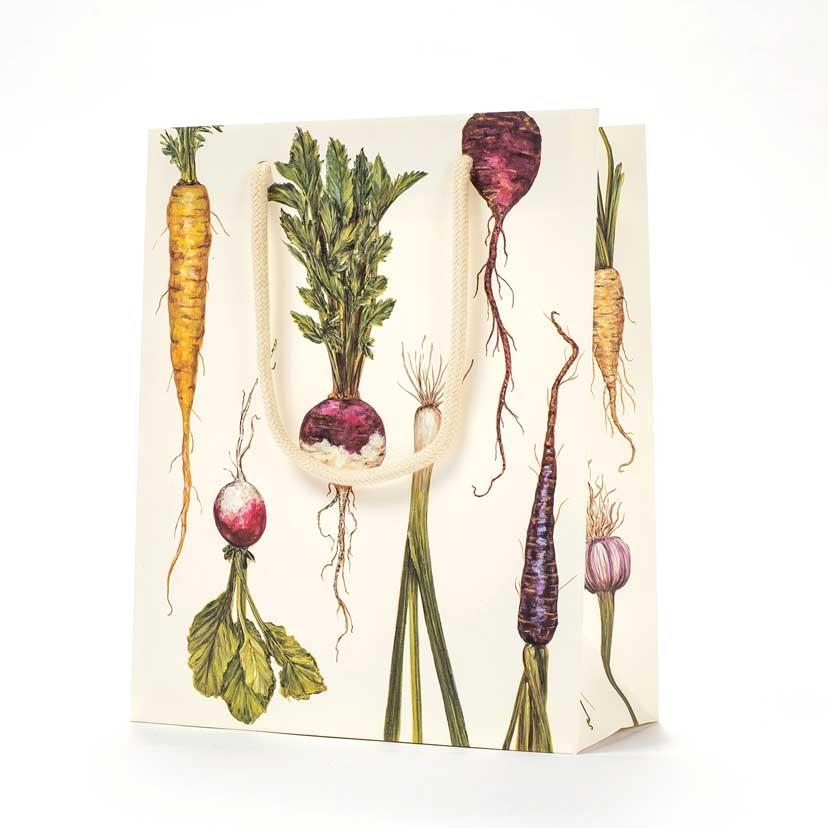 """Geschenktasche """"FARMERS MARKET"""" von Hester & Cook"""