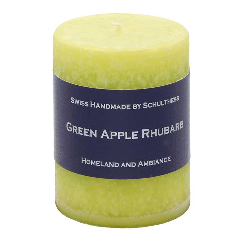 Green Apple / Rhabarber - Schulthess Duftkerze