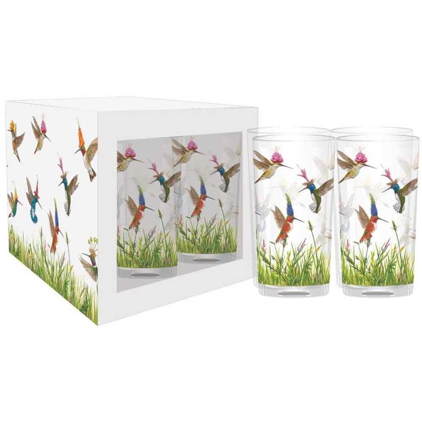 """""""Meadow Buzz"""" - Trinkglas Set von Paperproducts Design"""
