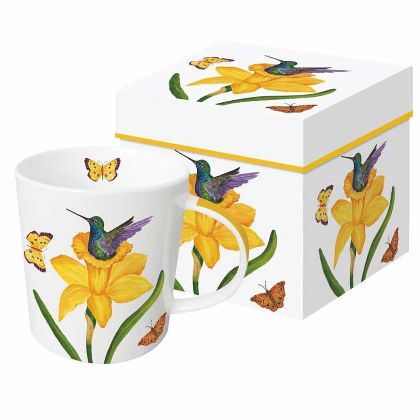 Daffodil Nest - Trend Mug & Geschenkebox von PPD