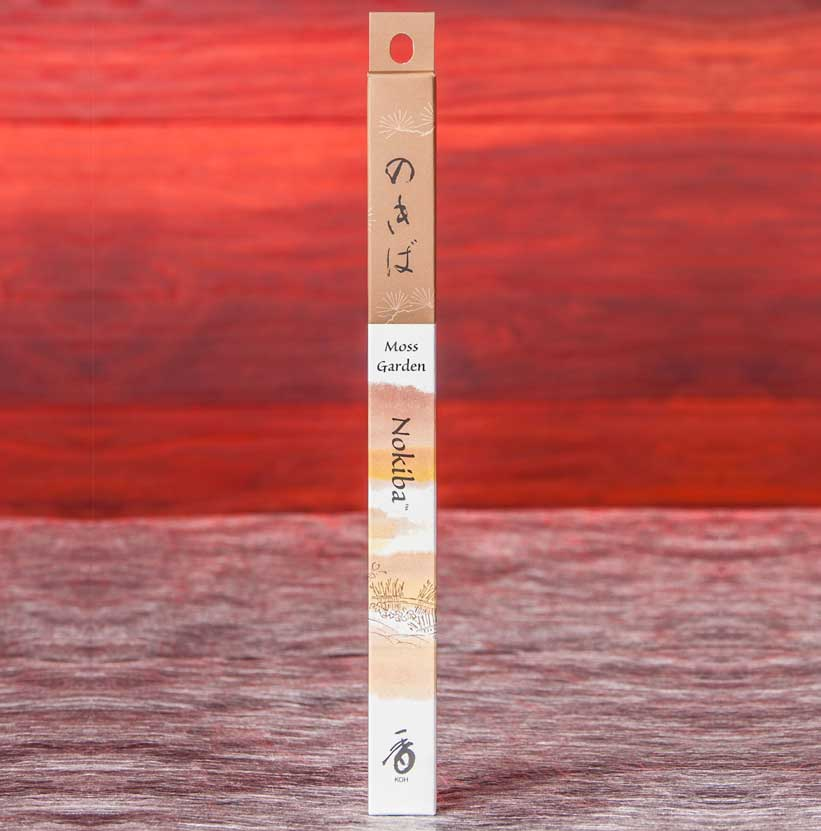 Nokiba / Japanische Räucherstäbchen