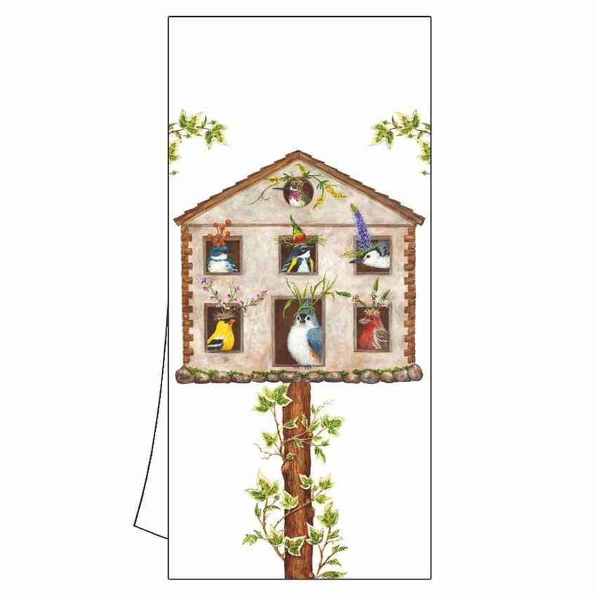 """Geschirrtuch """"House Party"""" von Paperproducts Design"""